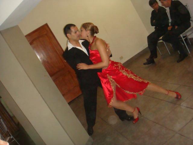 Bailarineas de Tango Argentino - Gardenia y Angel