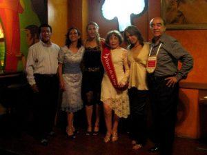 Campeones concurso de Baile de Tango Salón 2011 organizado por el Banco de la Nación