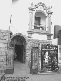 Citango, La milonga de Lima