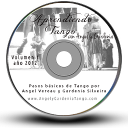 Aprendiento Tango con Angel y Gardenia - Pasos Básicos